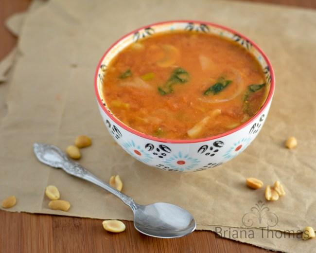 My Take on Thai Soup
