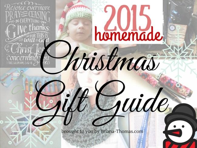2015 Christmas Gift Guide