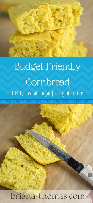 Budget Friendly Cornbread
