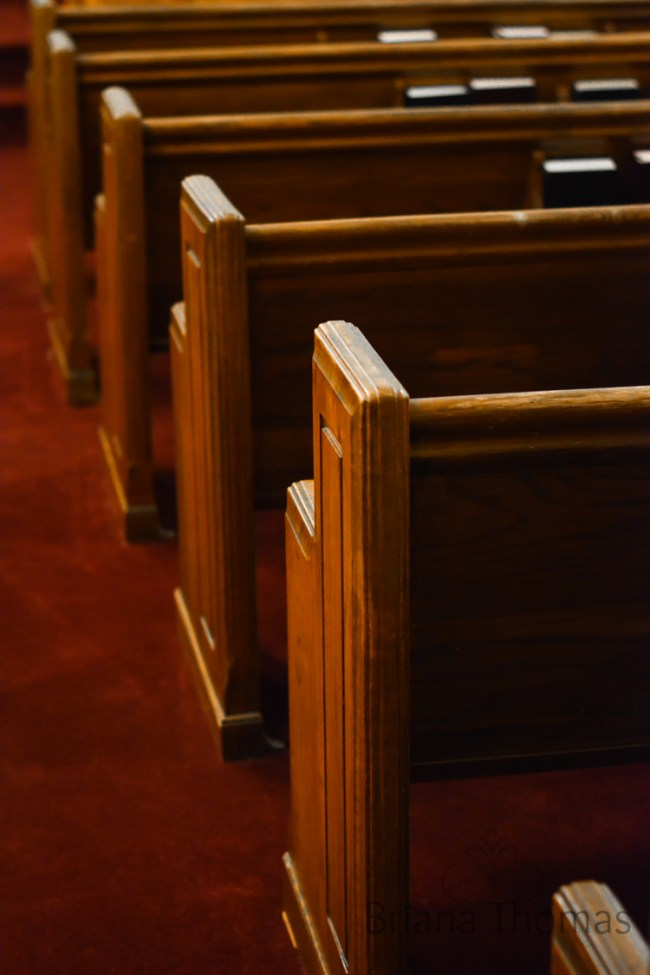 Why I Don't Clap for Sacred Music