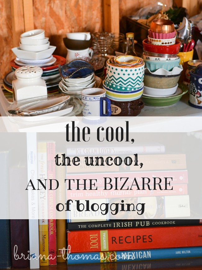 The Cool, the Uncool, and the Bizarre of Blogging