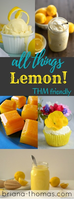 All Things Lemon!