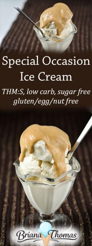 Special Occasion Ice Cream