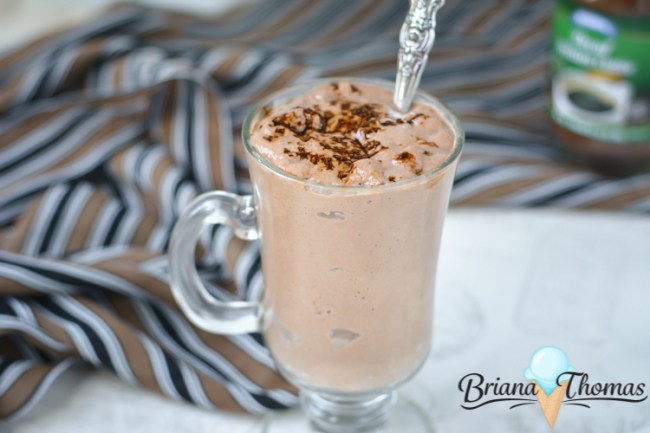 Milk Chocolate Pudding