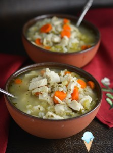 Mom's Chicken Soup