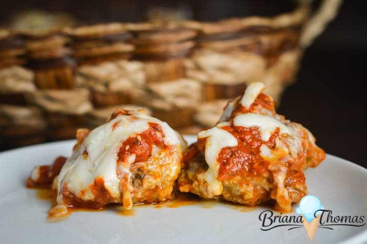 This Italian Meatball Casserole is simple to make and doesn't require any special ingredients! THM:S, low carb, gluten/nut free