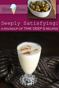 Deeply Satisfying: A Roundup of THM Deep S Recipes