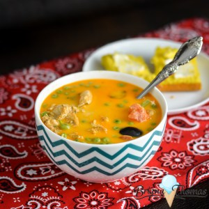 Easy Cheesy Fiesta Chowder