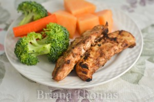 Pineapple Marinated Chicken