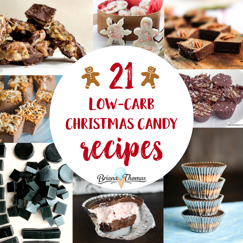 Best Christmas Candy Recipes.21 Low Carb Christmas Candy Recipes Briana Thomas