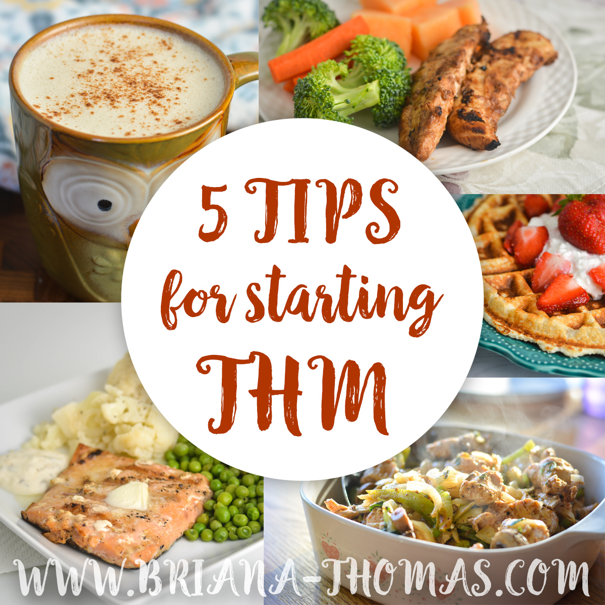 Here are 5 tips for starting THM - or maybe even restarting if you've already tried and became really overwhelmed before grasping the concepts!