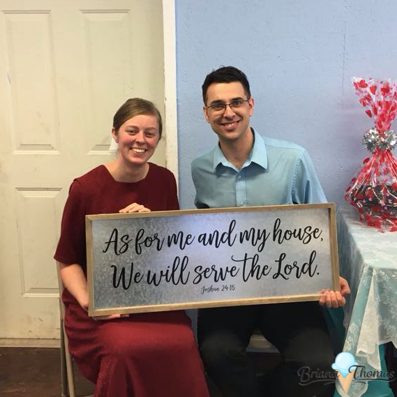 Hey folks! Here's a pre-wedding life update for you if you want to see a few pictures of my trip to Louisiana a few weeks ago and hear what God has been teaching me. 11 days and counting down until I become Mrs. Burkholder!