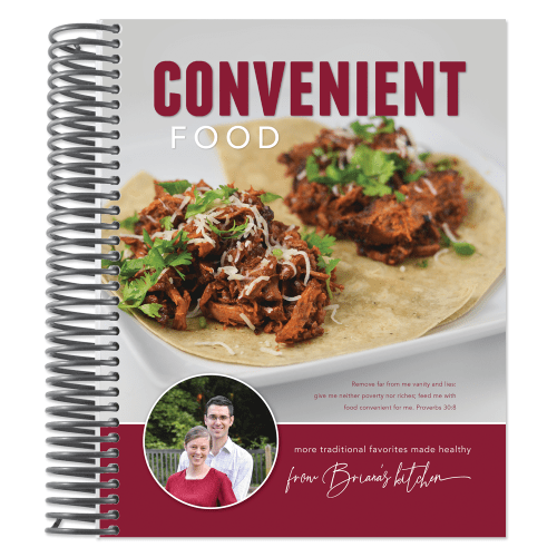 Convenient Food: Briana Thomas Burkholder - www.briana-thomas.com