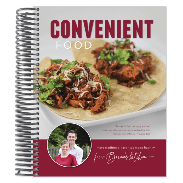 Convenient Food - Briana Thomas Burkholder