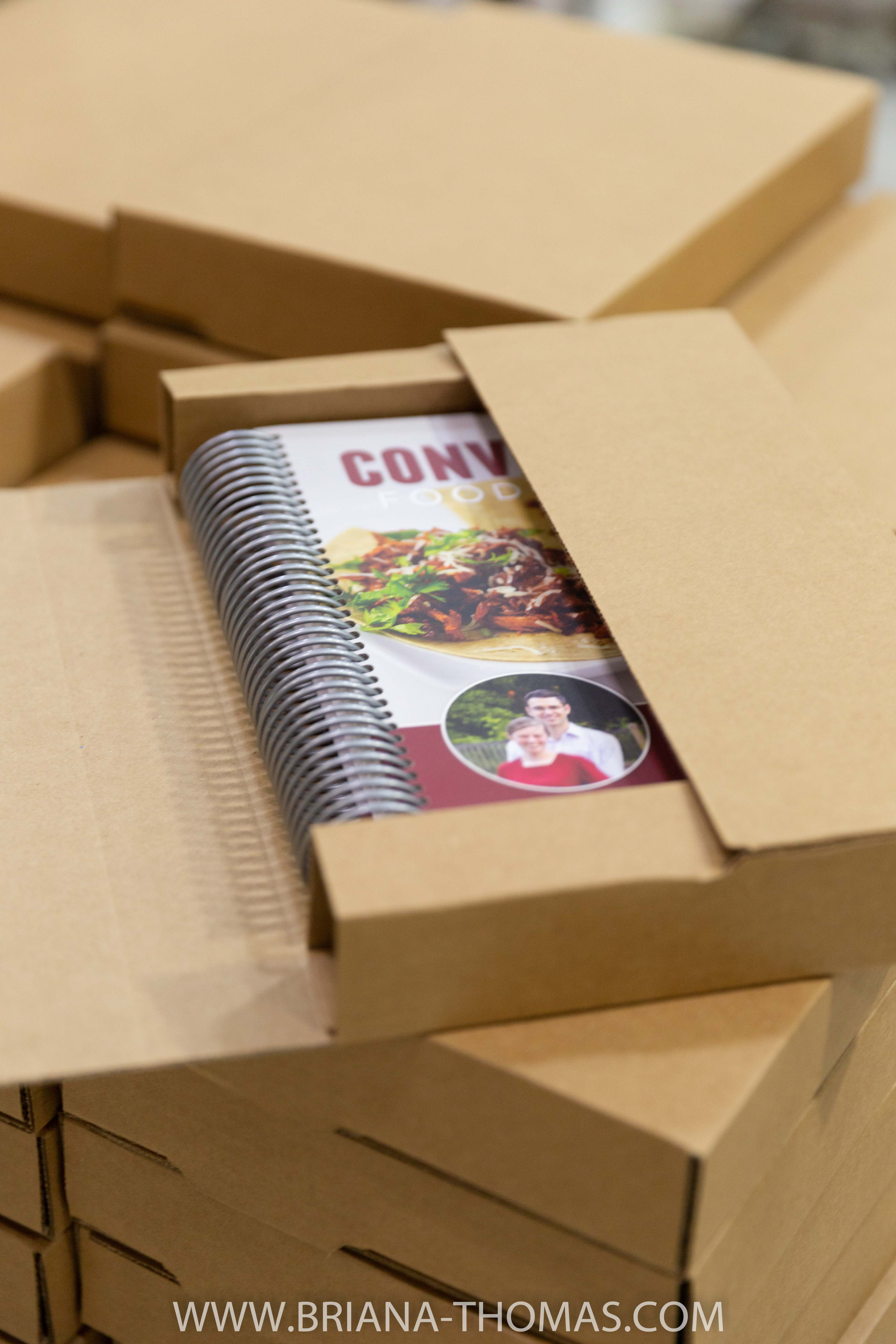 Convenient Food - a low-glycemic cookbook by Briana Thomas Burkholder
