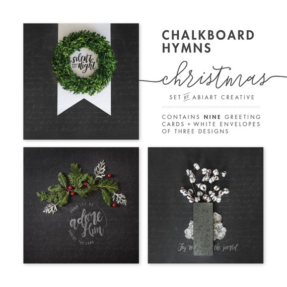 AbiArt Christmas Cards