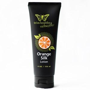 Orange Silk Lotion