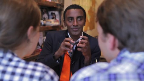 Daily Candy: Mentor - Marcus Samuelsson