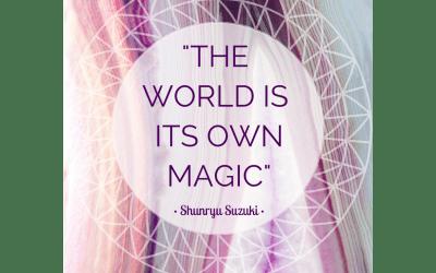 Quotes on Mindfulness: Shunryu Suzuki