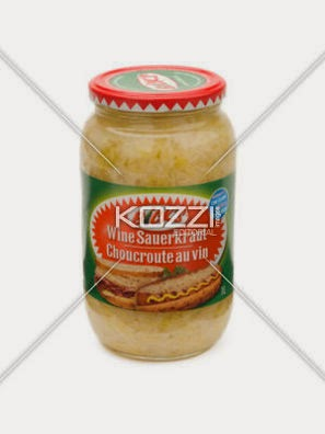 Wine Sauerkraut