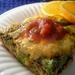 Breakfast And Brunch – Bacon Cheese Frittata 2