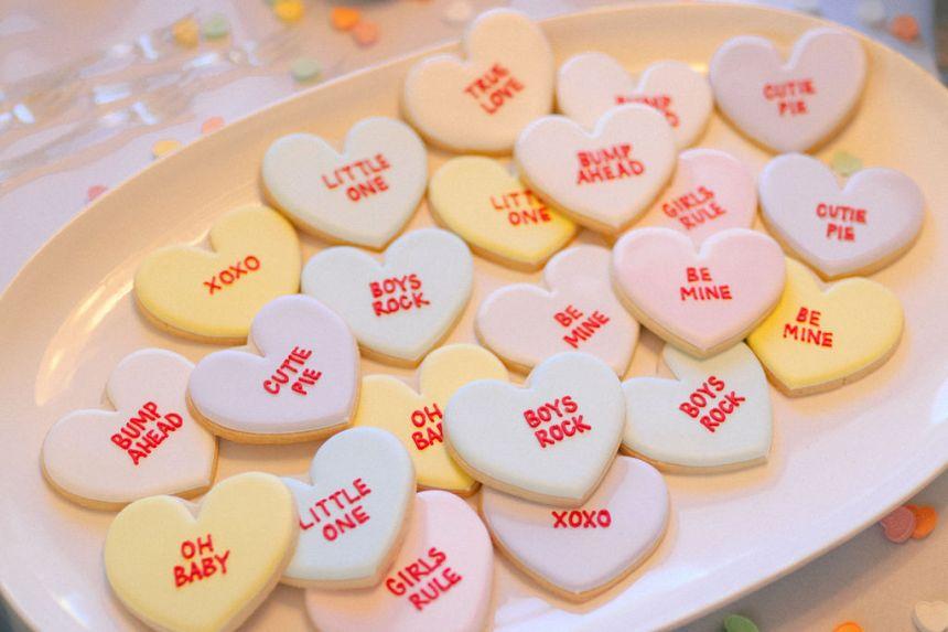 sweethearts cookies