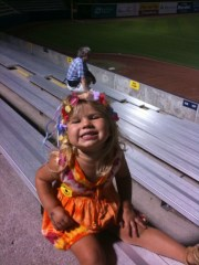 Flower Power at the Huntsville Stars
