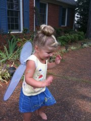 Our LiitleTinker Bell