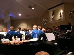 Aaron Moore's Christmas Concert