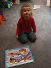 Her First Puzzle