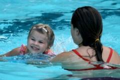 First Swim Lesson