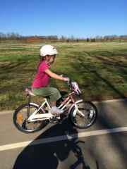 Creekwood Greenway Ride