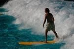 Brian Surfing