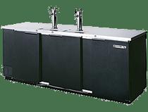 Direct Draw 5 Keg Draft Cooler