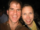 Brian Allen and Karen Allen