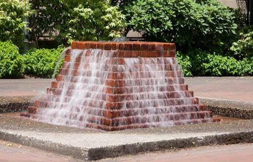 Brian Bailey Fountain Tour Of Portland Chimney Fountain