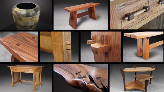 Handcrafted Furniture by Brian Benham