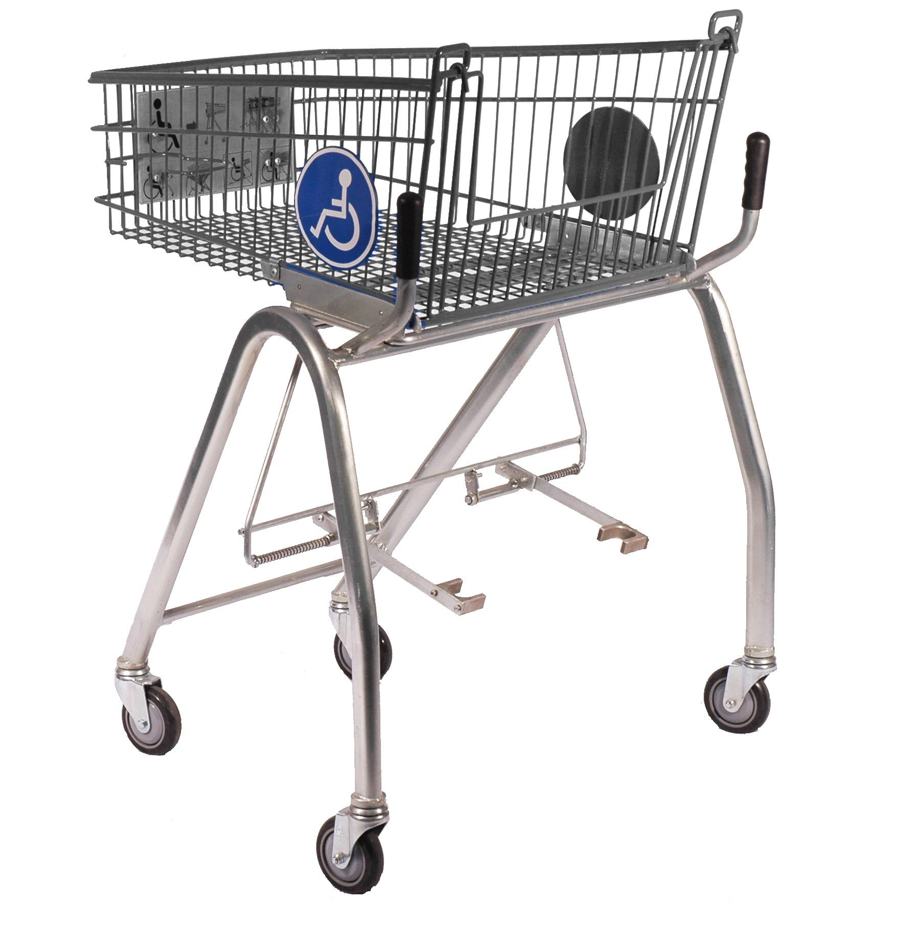 Wheelchair Trolley