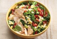 Panera Bread Power Mediterranean Chicken Salad