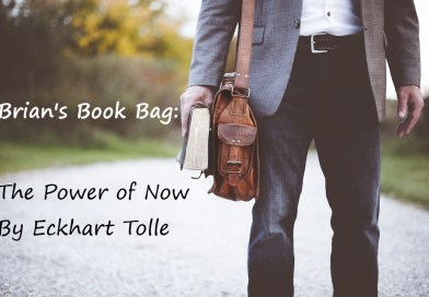 Brian's Book Bag: The Power of Now