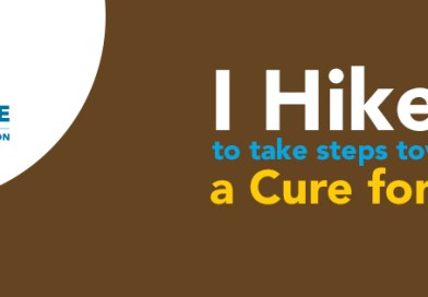Support My Xtreme Hike Challenge Today