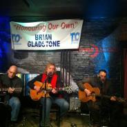 Honouring Brian Gladstone at the Trane Studio