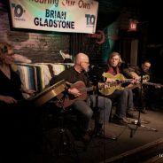 Honouring Brian Gladstone