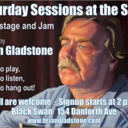 Looking forward to another Saturday Session at the Swan