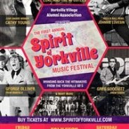 First Annual Spirit of Yorkville Festival This Weekend May 22 – 23