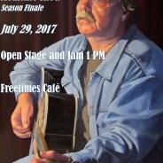 Dr. B's Season Finale July 29, 2017