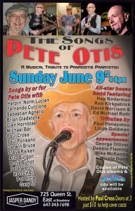Celebrating Pete Otis