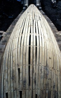 wooden arch form