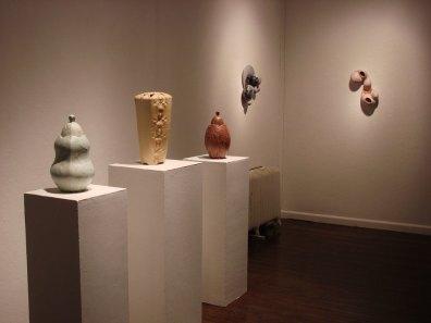 Installation view (Kristen Kieffer and Erin Furimsky)