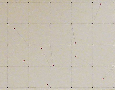 Strings in the Aether (detail)